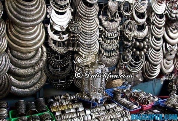 Kinh nghiệm mua sắm ở Campuchia. Nên mua gì, ở đâu khi du lịch Campuchia