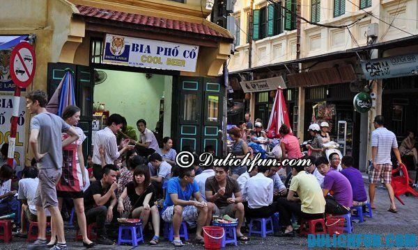 Nhà hàng ăn ngon ở Hà Nội