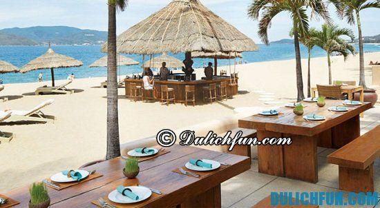 Nhà hàng ăn ngon ở ven biển Nha Trang: Nhà hàng nổi tiếng ở Nha Trang