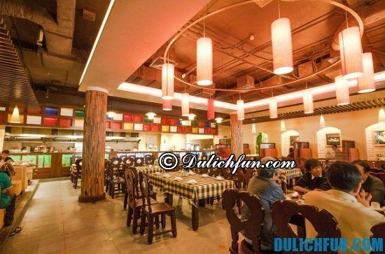 Nhà hàng cao cấp hàng đầu ở Nha Trang: địa chỉ ăn uống ngon, đông khách ở Nha Trang