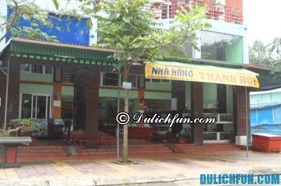 Nhà hàng hải sản ngon ở Sầm Sơn: quán hải sản nổi tiếng giá rẻ ở Sầm Sơn