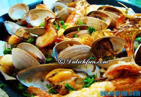 Nhà hàng hải sản tươi sống giá rẻ ở Sầm Sơn: Địa chỉ ăn hải sản nổi tiếng ở Sầm Sơn