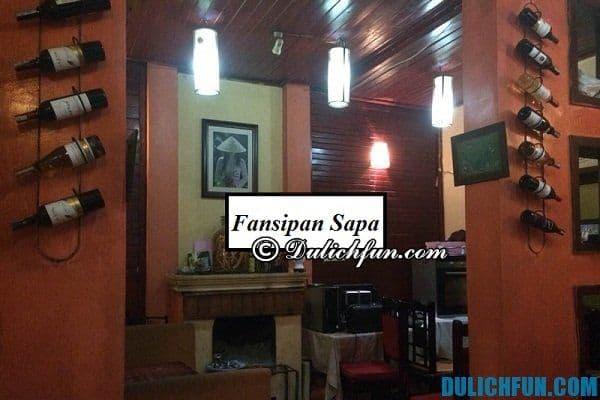 Những khách sạn tốt giá rẻ ở Sapa gần núi Fansipan