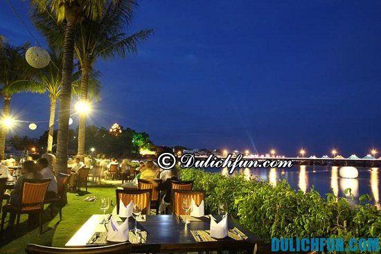 Nhà hàng ở Nha Trang view đẹp nhiều món ăn ngon rẻ: Quán ăn nào ngon, già bình dân ở Nha Trang