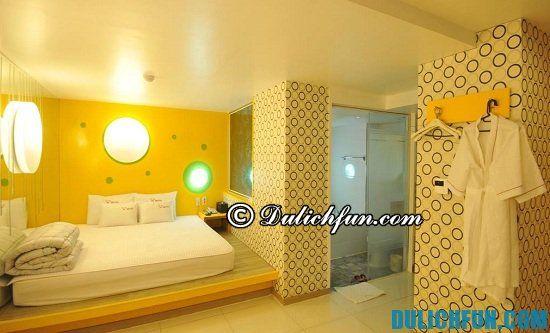 W Motel Seomyeon, nhà nghỉ, khách sạn đẹp, giá rẻ mà chất lượng nhất ở Busan