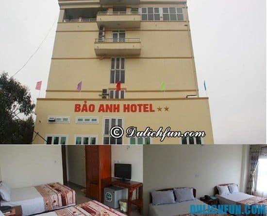 Nha nghỉ, khách sạn ở Cửa Lò giá rẻ, chất lượng tốt, nằm sát biển