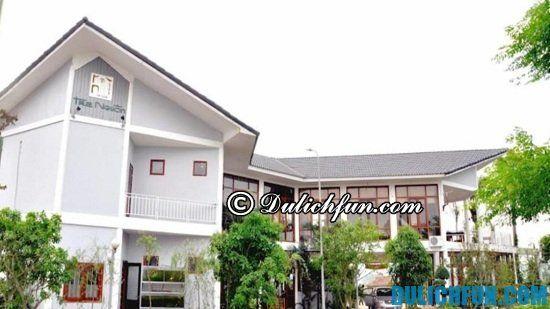 Nhà nghỉ, khách sạn đẹp, chất lượng tốt nhất ở Đảo Ngọc Xanh. Nơi lưu trú khi đi du lịch Đảo Ngọc Xanh