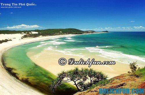 Đảo Phú quốc, bãi biển đẹp, nổi tiếng ở việt nam
