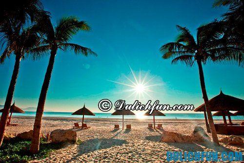 Nha trang, bãi biển đẹp. Điểm du lịch biển nổi tiếng ở việt nam
