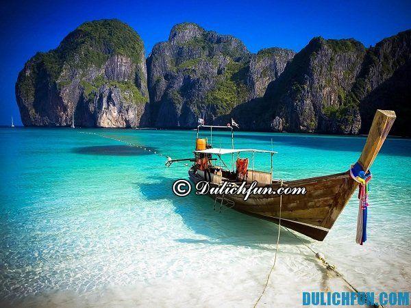 Hòn đảo đẹp nổi tiếng nhất Thái Lan