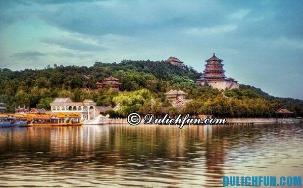 Du lịch Bắc Kinh nên đi đâu tham quan?