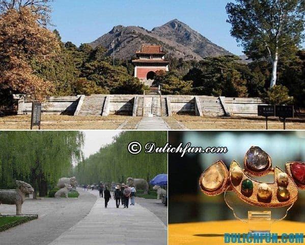 Du lịch Bắc Kinh Trung Quốc. Điểm tham quan ở Bắc Kinh đẹp.