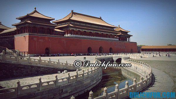 Du lịch Bắc Kinh - những địa điểm đẹp, độc đáo