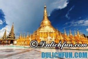 Những địa điểm du lịch đẹp, nổi tiếng ở Myanmar phải đi