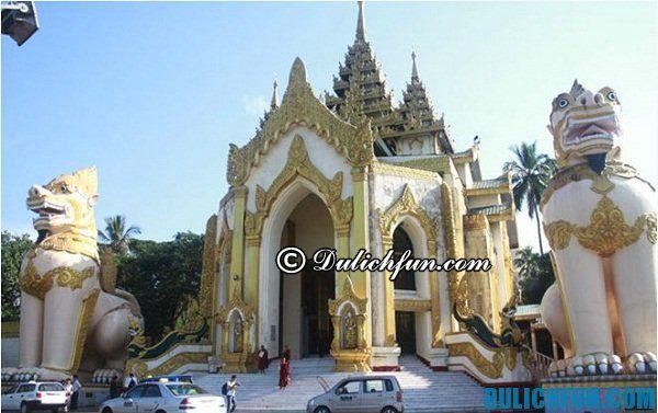 Những danh thắng cảnh nổi tiếng ở Myanmar nhất định phải tới: địa điểm du lịch hot nhất Myanmar hiện nay