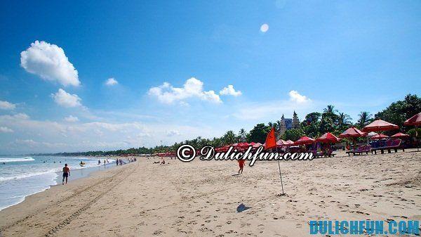 Những điểm du lịch hấp dẫn nhất Bali: Nơi có phong cảnh đẹp, nhiều hoạt động vui chơi ở Bali