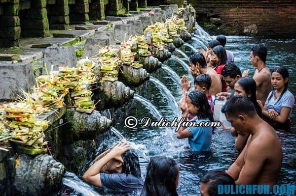 Địa điểm du lịch văn hóa ở Bali: Nơi vui chơi hấp dẫn nổi tiếng ở Bali