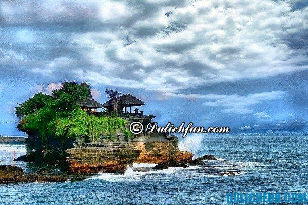 Những điểm tham quan ở Bali đẹp nổi tiếng: Bali có chỗ nào chơi vui? Nơi có cảnh đẹp ở Bali