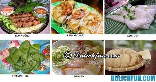 Chia sẻ kinh nghiệm du lịch Nha Trang: Danh sách các món ăn ngon, đặc sản ở Nha Trang