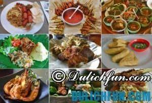 Review những địa chỉ ăn uống ngon, rẻ ở Bali hút khách nhất