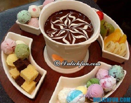 Những món kem ngon ở Hà Nội độc đáo đẹp mắt