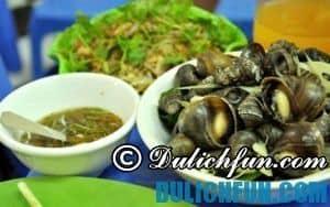 Những quán ăn ngon giá rẻ ở Hải Phòng cực kỳ đông khách