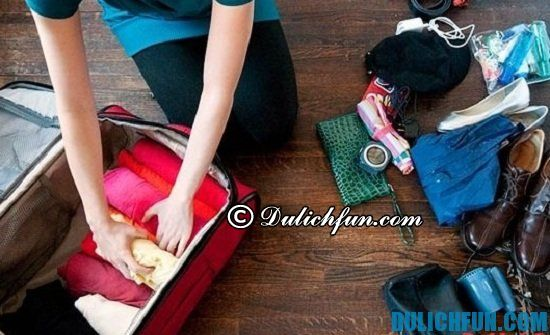 Kinh nghiệm du lịch Mũi Né tự túc - những vật dụng cần thiết