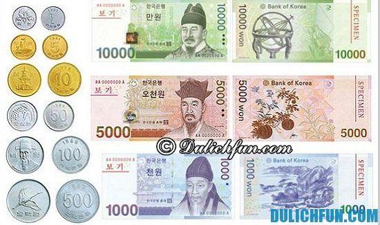Đi du lịch Seoul cần chuẩn bị những gì? Một số vật dụng cần thiết phải mang theo khi du lịch Seoul, Hàn Quốc
