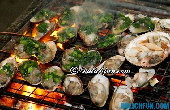 Nơi ăn uống ngon bổ rẻ nổi tiếng ở Sầm Sơn: nhà hàng quán ăn hải sản ở Sầm Sơn