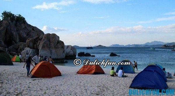 Nơi lưu trú khi du lịch đảo Bình Hưng, du lịch Bình Hưng nghỉ ngơi ở đâu tốt, giá rẻ - Tour du lịch đảo Bình Hưng