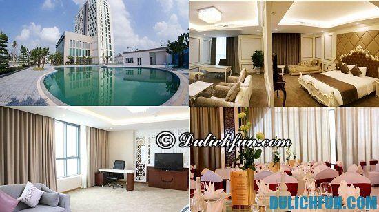 Ở đâu tốt khi đi du lịch Thanh Hóa: khách sạn ở trung tâm thành phố Thanh Hóa