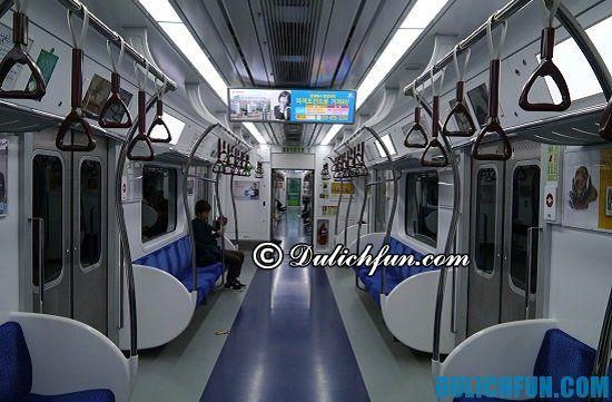 Kinh nghiệm du lịch Busan và phương tiện di chuyển ở Busan