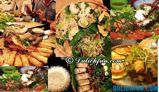 Quán ăn đặc sản ngon nhất Nha Trang giá rẻ: Ăn gì ăn ở đâu khi đến Nha Trang