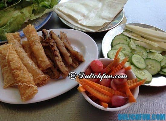 Quán ăn ngon bổ rẻ ở Nha Trang đông khách nhất