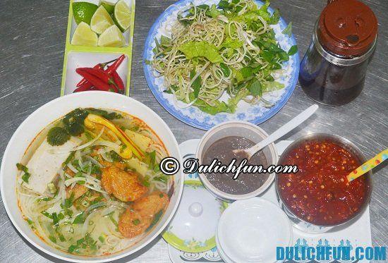 Quán ăn ngon nổi tiếng ở Quy Nhơn giá bình dân: Ăn ở đâu khi đến Quy Nhơn ngon nhất