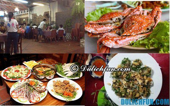 Quán ăn ngon ở Quy Nhơn giá rẻ, rộng rãi, thoáng mát: Địa chỉ ăn uống ngon bổ rẻ ở Quy Nhơn
