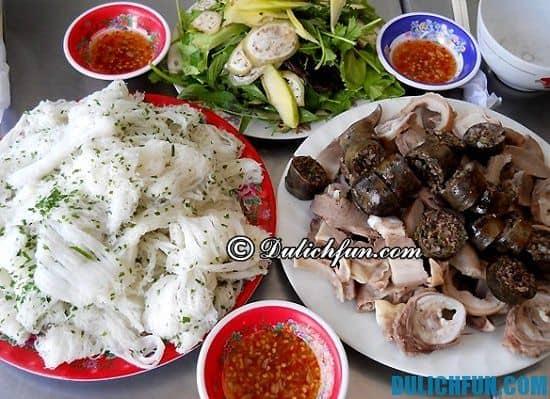 Quán ăn truyền thống ở Quy Nhơn ngon bổ rẻ: địa chỉ nhà hàng đặc sản nổi tiếng ở Quy Nhơn