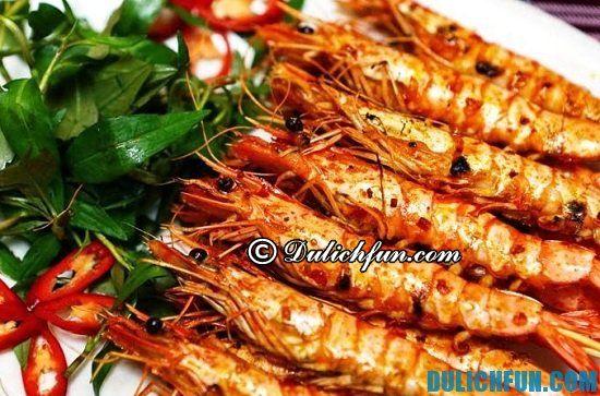 Quán hải sản tươi ngon nổi tiếng Sầm Sơn giá rẻ: Quán ăn ngon ở Sầm Sơn