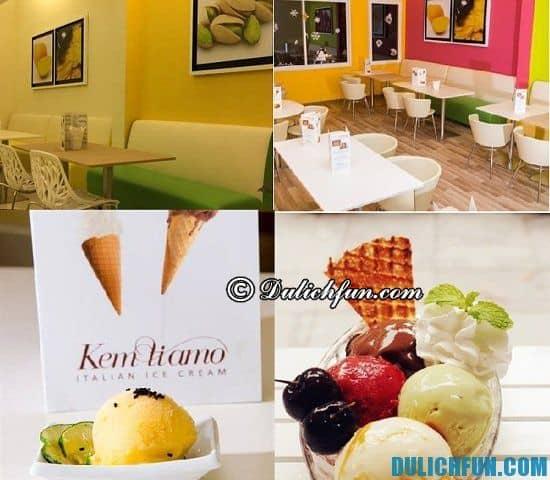 Quán kem ngon ở Hà Nội: địa chỉ ăn kem nổi tiếng ở Hà Nội
