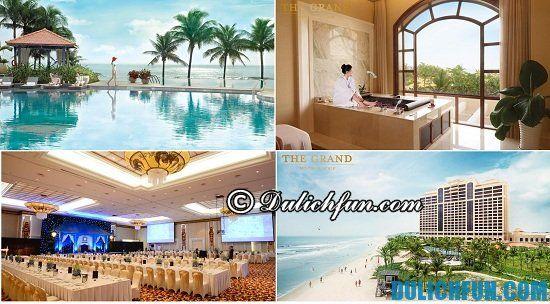 Resort cao cấp sang trọng ven biển Vũng Tàu view đẹp, chất lượng tốt