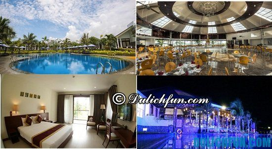 Resort nghỉ dưỡng view đẹp nắm gần biển Vũng Tàu chất lượng tốt