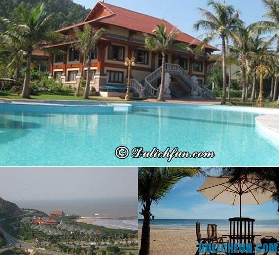 Resort ở ven biển Cửa Lò thích hợp nghỉ dưỡng, yên tĩnh, thoáng mát: Tư vấn khách sạn ở Cửa Lò giá tốt, tiện nghi đầy đủ