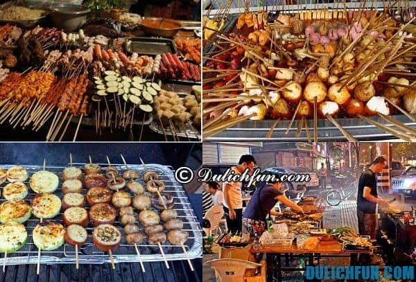 Những món ăn ngon nhất Thượng Hải. Nên ăn gì khi tới Thượng Hải. Đặc sản Thượng Hải