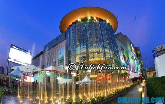 Gợi ý những địa điểm mua sắm tốt nhất ở Bangkok khi du lịch Thái Lan