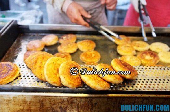 Ăn gì khi du lịch Busan? Ssiat Hoddeok, món ăn ngon, nổi tiếng ở Busan bạn nên thưởng thức