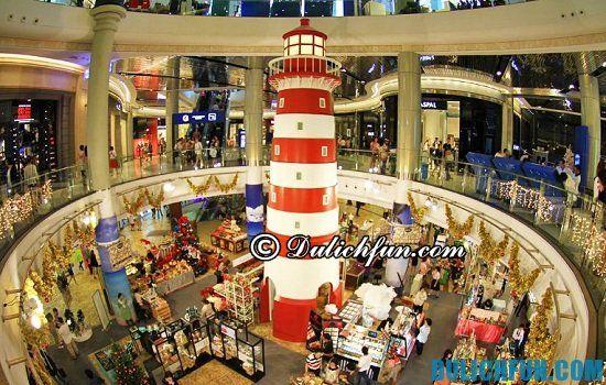 Điểm tên những địa điểm mua sắm tốt nhất ở Bangkok, Thái Lan.