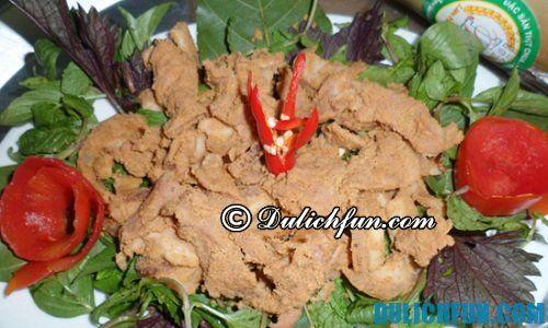 Món ăn đặc sản độc đáo ở Tuyên Quang: Tuyên Quang có món gì ngon nổi tiếng