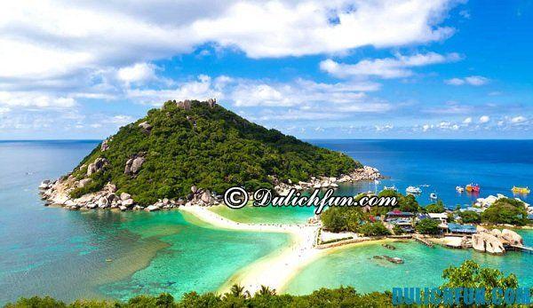 Kinh nghiệm du lịch đảo Koh Samui- thời điểm đẹp lý tưởng du lịch đảo Koh Samui
