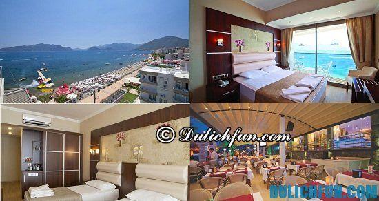 Top khách sạn resort cao cấp sang trọng ven biển Vũng Tàu tiện nghi đầy đủ, hiện đại