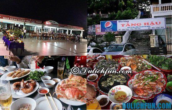 Tour du lịch Đồ Sơn tự túc: nhà hàng ngon nổi tiếng ở Đồ Sơn, ăn hải sản ở đâu Đồ Sơn giá rẻ